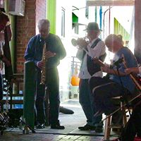 musicians alley