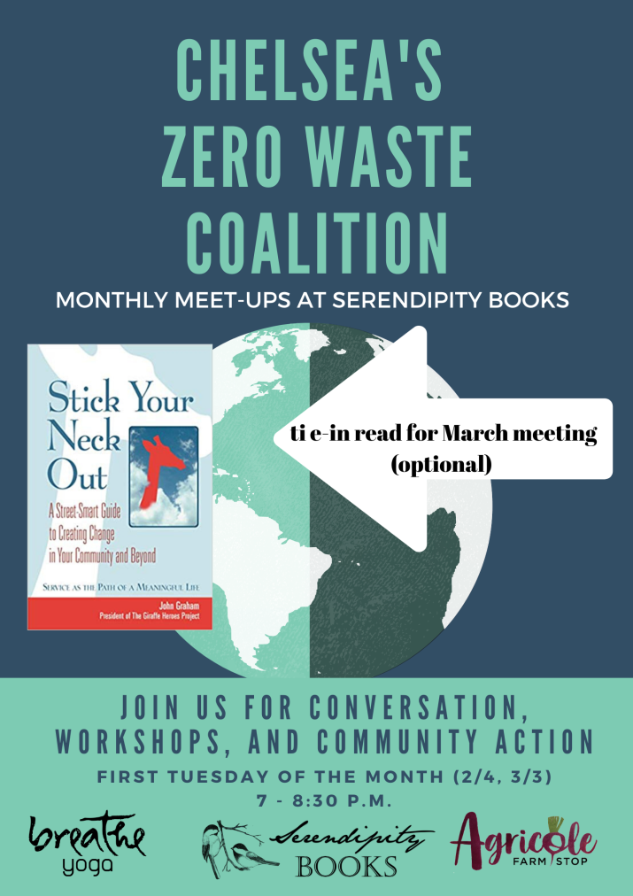 zero waste feb and March
